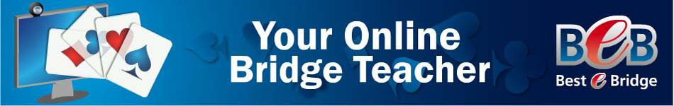 Your Online Bridge Teacher'